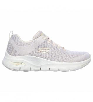 Buy Skechers Sneakers Arch Fit Infinite Adventure light grey, pink
