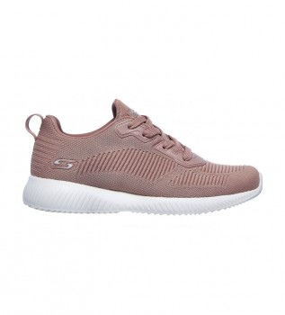 Buy Skechers Sneakers Bobs Sport Squad Tough Talk pink