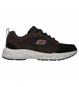 Comprar Skechers Zapatillas de ante Oak Canyon marrón