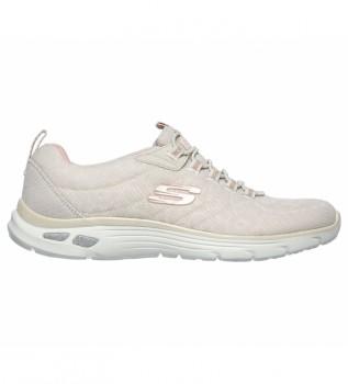 Acheter Skechers Empire D'Lux-Spotted shoes gris