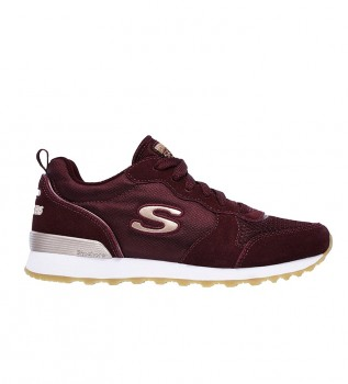 Buy Skechers OG 85 Goldn Gurl burgundy shoes