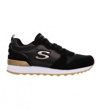 Buy Skechers OG 85 Goldn Gurl shoes black