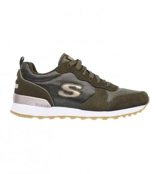 Buy Skechers OG 85 Shoes - Goldn Gurl green