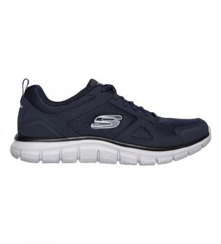 Comprare Skechers Scarpe da pista blu scuro