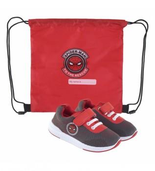 Comprare Cerdá Group Sneakers Spiderman grigie