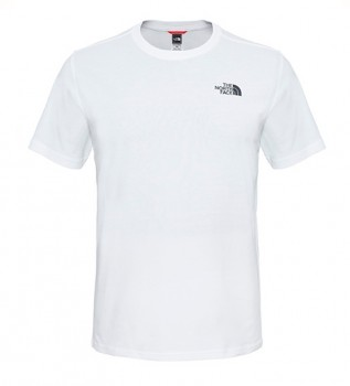 Comprar The North Face Camiseta de algodão Redbox Tee branco