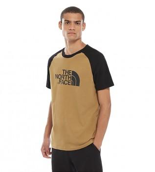Acheter The North Face T-shirt kaki facile à porter