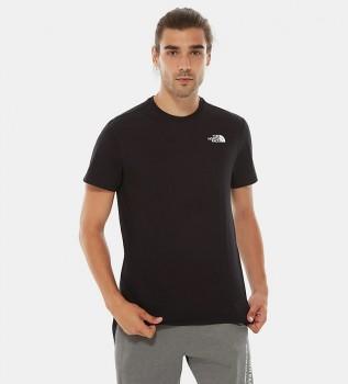 Acheter The North Face T-shirt en coton Redbox Tee noir