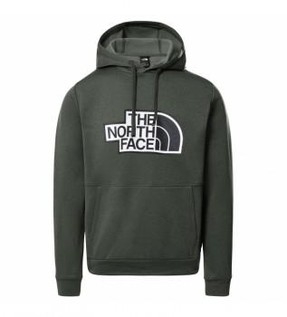 Comprar The North Face Sweatshirt Exploration Pullover verde