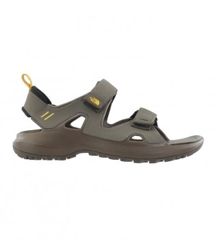 Buy The North Face Sandals M Hedgehog III brown
