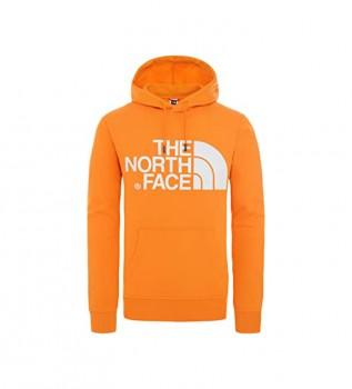 Acheter The North Face Sweat Drew Peak orange