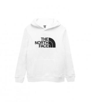 Acheter The North Face Sweat-shirt Drew Peak blanc