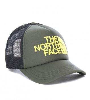 Acheter The North Face Logo de la jeunesse Casquette kaki, noire