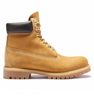 Comprare Timberland Stivali in pelle premium 6 POLLICI gialli / PrimaLoft® /