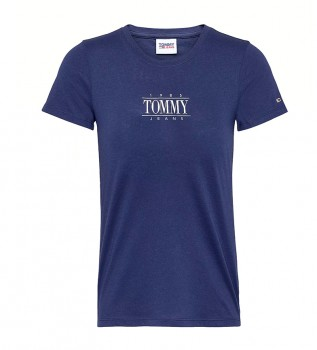 Comprare Tommy Hilfiger Maglietta Essential DW0DW11239 blu