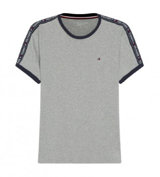 Comprare Tommy Hilfiger T-shirt grigia RN SS