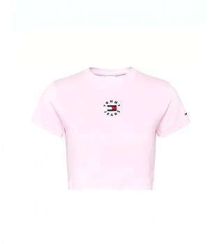 Comprare Tommy Hilfiger T-shirt corta DW0DW11231 rosa