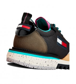 Comprare Tommy Hilfiger Le sneakers multicolor Cleat