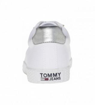 Acheter Tommy Hilfiger Baskets décontractées Tommy Jeans bleu marine