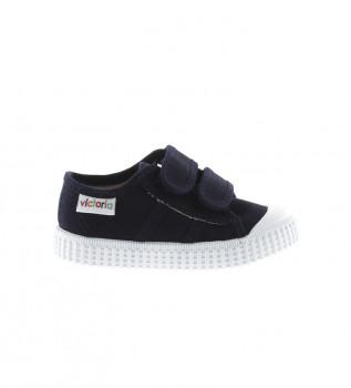 Buy Victoria Slippers Marine Strips