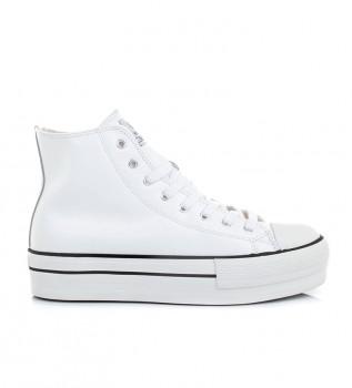 Acheter Victoria Chicago chaussures blanc - hauteur de plate-forme : 4cm