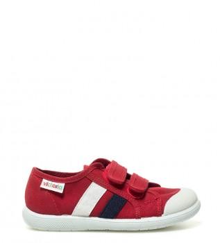 Victoria - Zapatillas Osito rojo uGfSyD