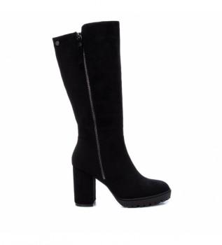 Buy Xti Boots 044631 black -Heel height: 8 cm