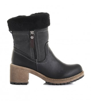 Buy Xti Boots 64783 black -Heel height: 6.5cm