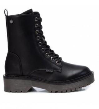 Acheter Xti Bottines 43215 noir