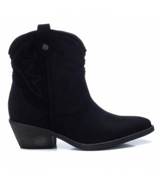 Comprar Xti Botas de tornozelo 044583 preto -Altura do calcanhar: 5 cm