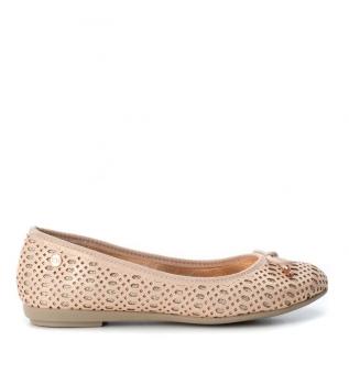 Damen Slipper Slip-ons Bast Prints Profilsohle Flats Schuhe 815816 Trendy Neu