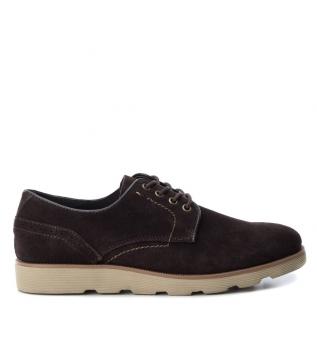 HombreComprar Xti De Calzado Piel Zapatos Tu g7y6Ybvf