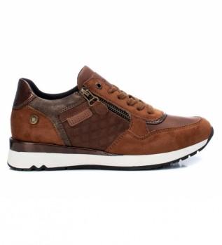 Buy Refresh Sneakers 077718 camel