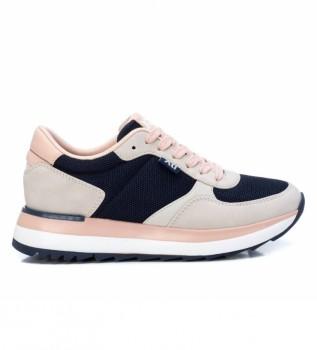 Comprare Xti Sneakers 043436 beige, blu