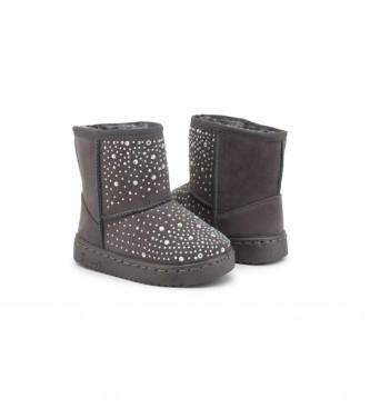 Shone Botas de tornozelo 198 cinza