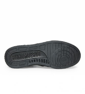 Bikkembergs Sneakers Sigger B4BKM0103 bianche