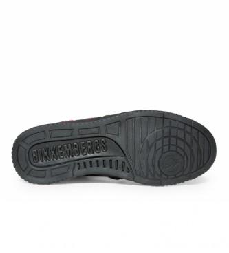 Bikkembergs Zapatillas Sigger B4BKM0103 negro