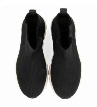 Gioseppo Loitz Sock Style Sneakers black
