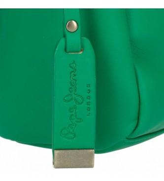 Pepe Jeans Aina sac à bandoulière pour téléphone portable -10,5x17x5cm- vert