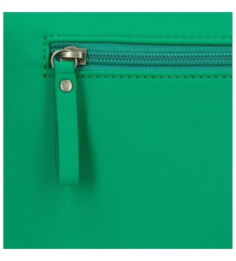 Pepe Jeans Carteira com zíper Aina -19,5x10x2cm- preto