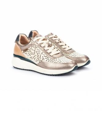 Pikolinos Sneakers in pelle Golden Sella W6Z