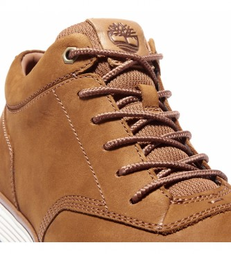 Timberland Killington Half Cab Brown Leather Shoes