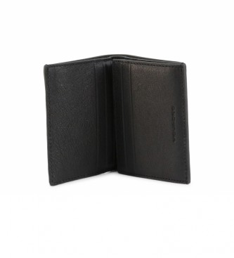 Piquadro Portafoglio in pelle PU3244B3R marrone -10x8x1cm-