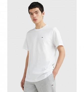 Tommy Hilfiger Camiseta TJM Original Jersey blanco