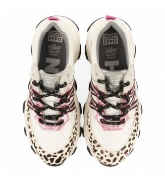 Gioseppo Reninge white leather sneakers