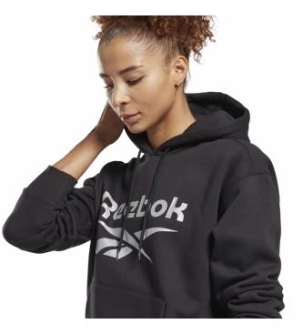 Reebok Sweatshirt Reebok Identity Logo Fleece black