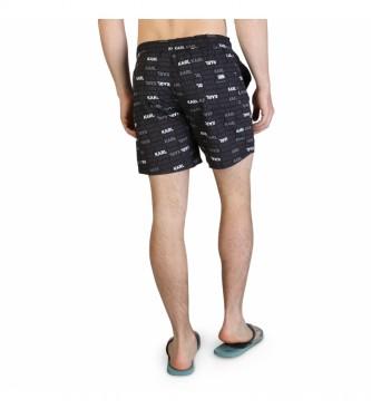 Karl Lagerfeld Swimsuit KL21MBM06 black