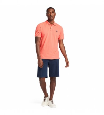 Timberland Millers Rivers polo regolare rosa