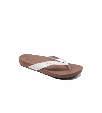 Reef Sandales Cushion Bounce Court blanches
