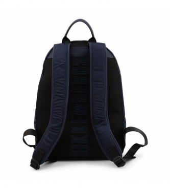 Bikkembergs Sac à dos pour homme E4APME3A0045 bleu 33x43x13.5cm